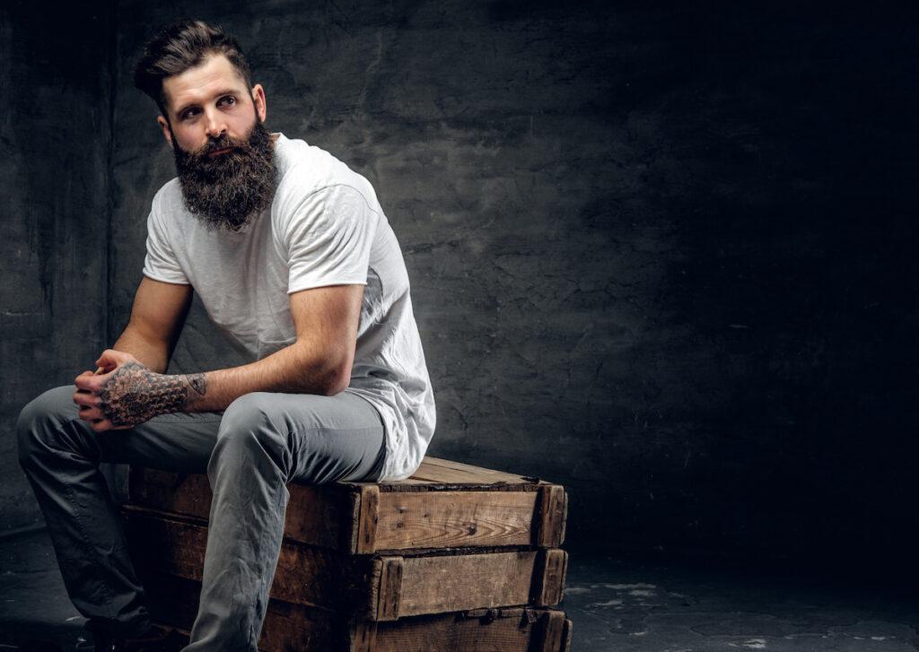 hipster-skæg-tatoo