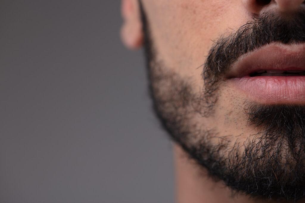 personligt skæg