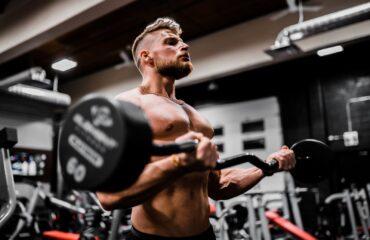 Træning - testoron- effekt-på-skæg