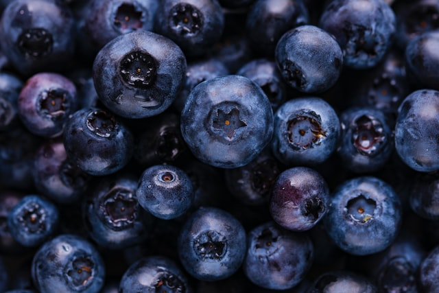 Blåbær-bær-frugt-til-et-sundt-hår
