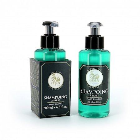 skæg shampoo - blødt skæg