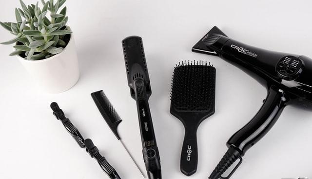 tørre-hår